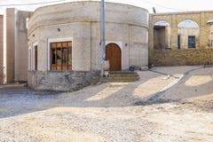 Stary budynek w Irak obrazy royalty free