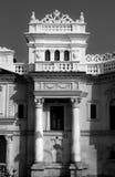 Stary budynek w Kathmandu zdjęcia stock