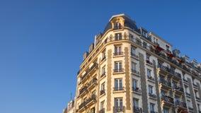 Stary budynek w Paryż, Francja obrazy stock