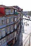 Stary budynek w Porto Obraz Royalty Free