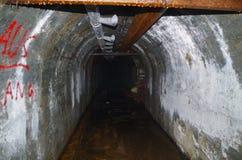 Stary bunkier Obraz Stock