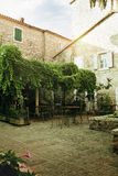 Stary café Obraz Stock