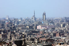 stary Cairo meczet Obrazy Royalty Free