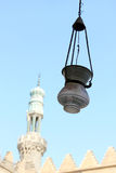 stary Cairo meczet Zdjęcia Royalty Free