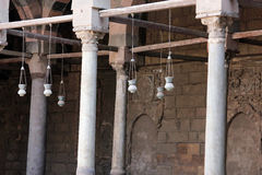 stary Cairo meczet Obrazy Stock
