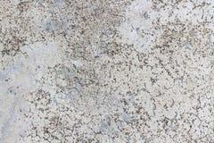 Stary cement gnijący beton lub ściana gniliśmy podłoga Obraz Royalty Free