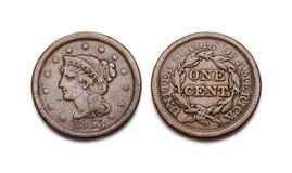 Stary Cent obraz stock
