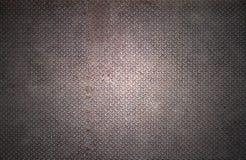 Stary checker talerza tło Zdjęcie Stock
