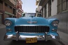 Stary chevroleta samochód Fotografia Royalty Free