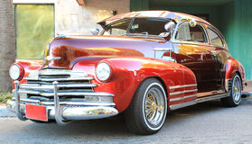 Stary chevroleta samochód Zdjęcie Royalty Free