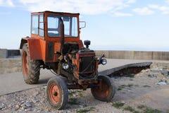 stary ciągnik obraz stock