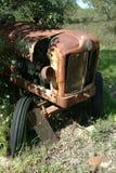 stary ciągnika Obrazy Stock