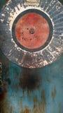 Stary colorfull drzwi Zdjęcie Royalty Free