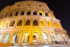 Stary colosseum w Rzym, Włochy Zdjęcia Royalty Free