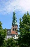stary Copenhagen wierza Zdjęcie Stock