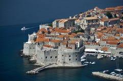 stary Croatia miasteczko Dubrovnik Fotografia Stock