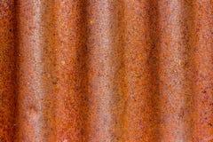 Stary cynk powierzchni tło Obraz Royalty Free