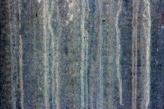 Stary cynk powierzchni tło Fotografia Royalty Free