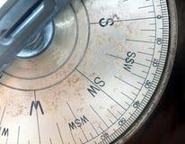 stary cyrklowy szczegół Zdjęcie Royalty Free