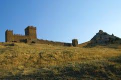 stary cytadela forteca Obrazy Stock