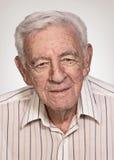 Stary człowiek zdjęcie stock