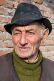 stary człowiek obrazy stock