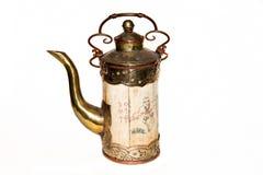Stary czajnik Zdjęcie Royalty Free