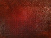 Stara czerwieni ściana Fotografia Royalty Free