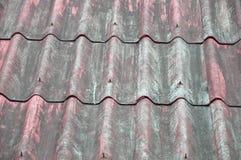 Stary dach Fotografia Stock