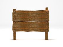 stary deski kierunkowskazu drewno Obrazy Royalty Free
