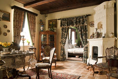 stary dom Zdjęcia Royalty Free