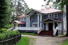 stary dom obraz stock