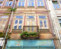 stary dom fasad Zdjęcie Stock