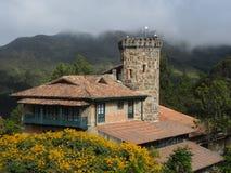 stary dom kolonizatora Fotografia Royalty Free