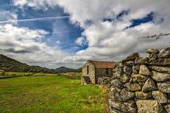 stary dom na wsi Fotografia Stock