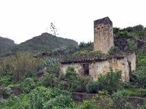 stary dom na wsi Zdjęcie Stock