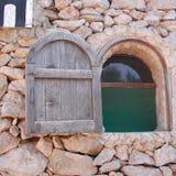 stary dom okno Zdjęcie Royalty Free