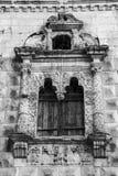 stary dom okno Obraz Stock