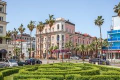 14 05 2017 - Stary dom stary grodzki Batumi, Gruzja Obraz Stock