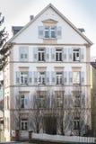 Stary dom w Baden-Baden, Niemcy Zdjęcie Stock