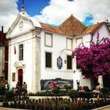 Stary dom w Lisbon obraz stock