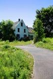 Stary dom w obszarze wiejskim fotografia royalty free