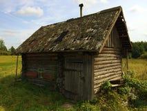 Stary Dom wiejski Zdjęcie Stock