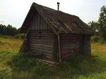 Stary Dom wiejski Zdjęcie Royalty Free