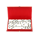 stary domino set Fotografia Royalty Free