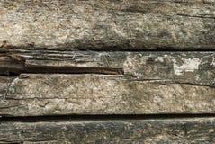 stary drewna Fotografia Royalty Free