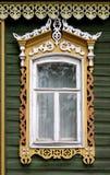 stary drewniane okna Obraz Stock
