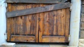 Stary drewniany Fotografia Stock