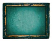 Stary drewniany blackboard Fotografia Royalty Free