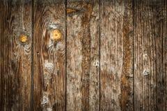 Stary drewniany brawn fotografia royalty free